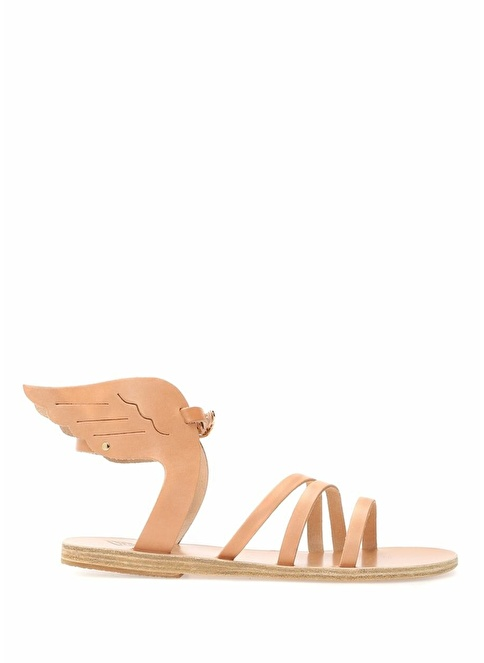 Ancient Greek Sandals %100 Deri Sandalet Ten